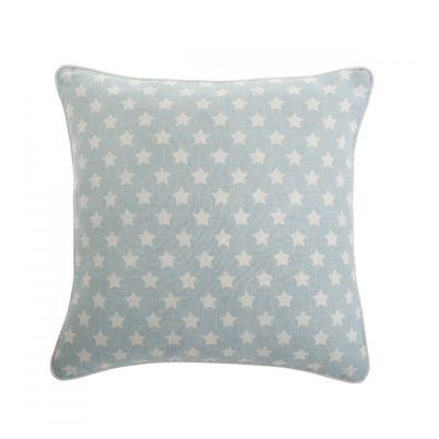 Blue Stars cushion