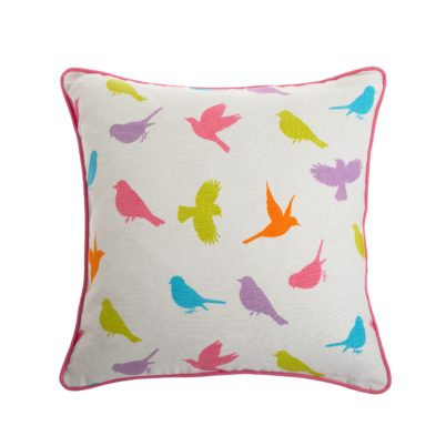 Birds of Paradise multi cushion
