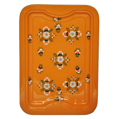 Tangerine Tray