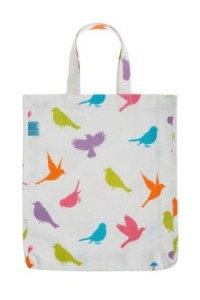 Birds of Paradise Jhola Bag