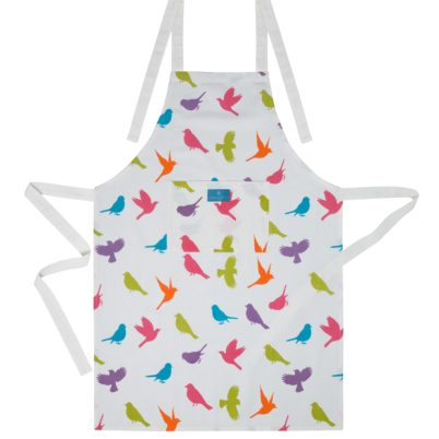 Apron Birds of Paradise