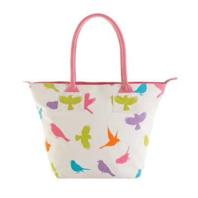 Birds of Paradise  tote