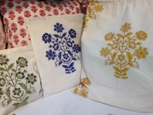 Laxmi make up bags