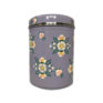 Jasmine White London Storage Jar Lilac White Posy