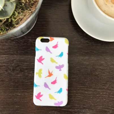 Birds of Paradise iPhone 6 Case in Multi colour by Jasmine White London