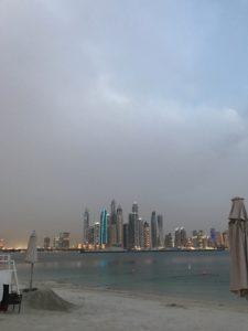 Dubai skyline ©Jasmine White London
